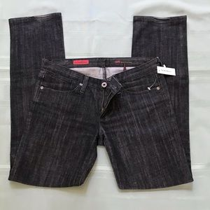 AG  NWT  black jeans